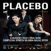 Castiga bilete la concertul Placebo oferite de Redd's