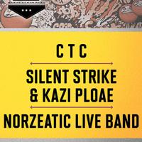 Castiga doua invitatii single la CTC, Silent Strike & Kazi Ploae si Norzeatic Live in Colectiv