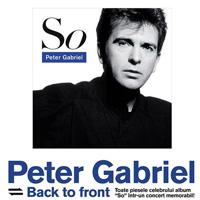Castiga o invitatie la concertul Peter Gabriel