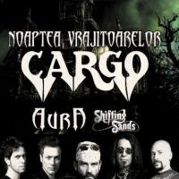 Castiga 1 invitatie dubla la concertul Cargo - Noaptea Vrajitoarelor de la Arenele Romane!