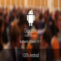 Castiga o invitatie la Droidcon Bucharest 2014