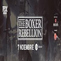 Castiga doua invitatii duble la The Boxer Rebellion