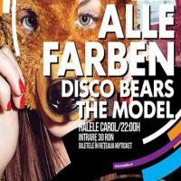 Castiga una din cele 2 invitatii duble la concertul Alle Farben