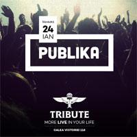 2 invitatii duble la concert Publika