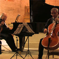 1 invitatie dubla la concertul Trio Pro Arte de la Ateneul Roman
