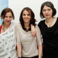 Interviuri - Interviu Love Building - Cele 3 scenariste vorbesc despre momentele amuzante din film si iubiri destramate