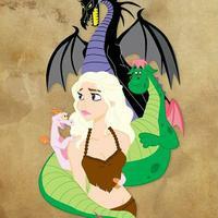 Articole despre Filme - Cum ar arata personajele din Game of Thrones daca ar fi desenate de Disney