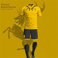 Articole despre Filme - Cum ar arata echipamentul famililor din Game of Thrones la Campionatul Mondial de Fotbal