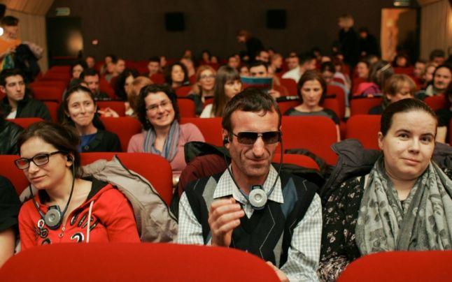 Articole despre Filme - La Bucuresti va avea loc primul festival de film pentru nevazatori