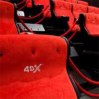 Articole despre Filme - Cum e noua sala de cinema 4DX din Mega Mall, unica in Romania