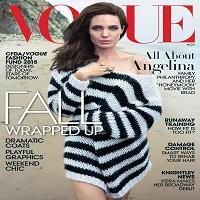 Articole despre Filme - Angelina Jolie - interviu si pictorial de senzatie pentru Vogue