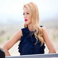 Blake Lively - o serie de fotografii care confirma frumusetea irezistibila a actritei