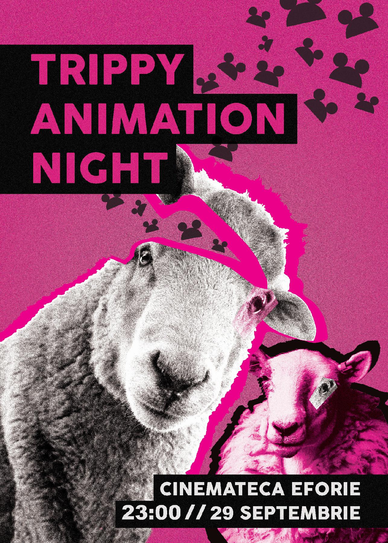 Anim'est de noapte: muzică live, animații horror și experimente bizare