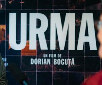 """Filmul """"Urma"""" rulează în cinematografele din 25 de orașe"""
