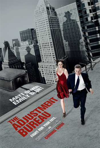 Gardienii destinului (The Adjustment Bureau)