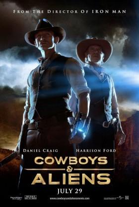 Cowboys si extraterestri