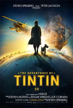 Aventurile lui Tintin: Secretul Licornului (IMAX 3D) - cronica de film