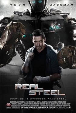 Real Steel: Pumni de otel - cronica de film