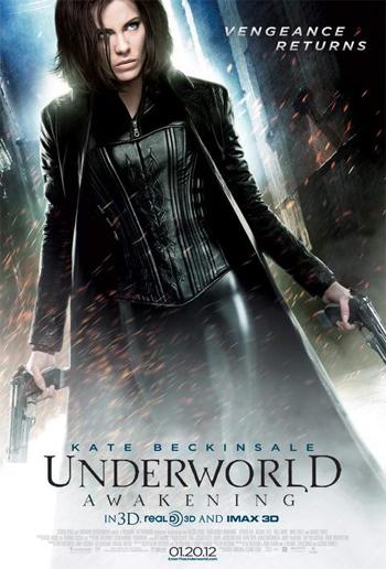 Underworld: Awakening (IMAX) - cronica de film