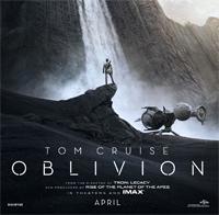 Cronici Filme - Oblivion - ce am invatat