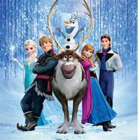 Frozen, animatia de la Disney - un film care te poarta in basmele cu Craiasa Zapezii