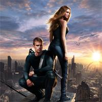 Divergent - un fel de parodie dupa The Hunger Games