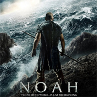 Noe - un film biblic sangeros si cu roboti Transformers
