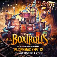 Cronica de film: Boxtroli - o animatie magica si creepy, perfecta pentru Halloween
