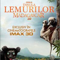 Insula Lemurilor: Madagscar IMAX 3D - un documentar doar pentru copii
