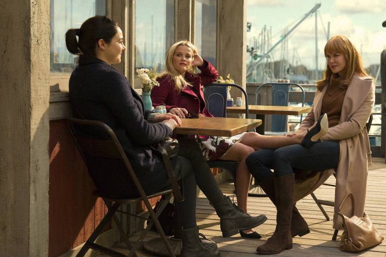 'Big Little Lies'- serialul captivant despre femeile dintr-o suburbie posh care e zguduita de o crima