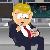 Filme Seriale - De ce South Park nu va mai putea sa-si bata joc de Trump