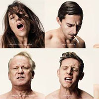 Lars von Trier dezvaluie noi postere ale controversatului film Nymphomaniac
