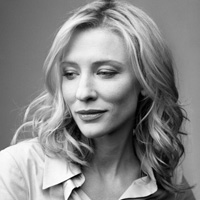 Cate Blanchett debordeaza de sex appeal, la 44 de ani, intr-un pictorial pentru o marca de ochelari - FOTO