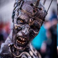 King Zombie - cel mai infricosator si cool zombie din toate timpurile