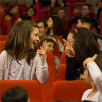 KINOdiseea, primul festival de film pentru copii care își donează toate încasările în scop umanitar!