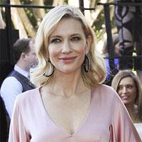 Cate Blanchett fara lenjerie intima la un eveniment monden