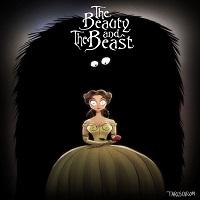 Cum ar fi daca Tim Burton ar regiza filme Disney
