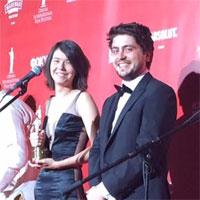 "Filmul romanesc ""Ilegitim"" a castigat trofeul cel mare la Odesa"