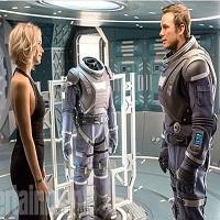Stiri despre Filme - Au aparut primele imagini din Passengers cu Jennifer Lawrence si Chris Pratt