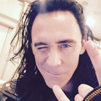 Tom Hiddleston a facut prima postare pe Instagram