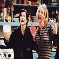 Stiri despre Filme - Courteney Cox si Lisa Kudrow au raspuns la intrebari din Friends si au fost minunate