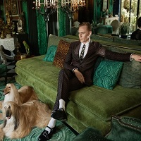Stiri despre Filme - Tom Hiddleston- cel mai elegant fotomodel Gucci