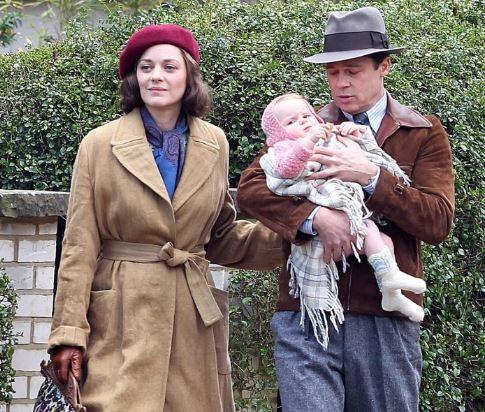 Stiri despre Filme - Vezi trailerul Allied- romance-ul care a starnit zvonurile despre aventura dintre Brad Pitt si Marion Cotillard