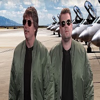 Tom Cruise, alaturi de James Corden, recreeaza cariera lui Tom Cruise in 9 minute absolut amuzante