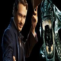 """James Franco va juca in urmatorul film din seria """"Alien"""""""