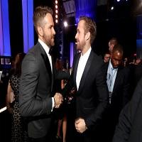 Stiri despre Filme - Ryan Reynolds si Ryan Gosling s-au intalnit pentru prima data si s-au placut instant - fotografiile care stau drept dovada