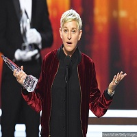 Stiri despre Filme - Ellen DeGeneres a facut istorie si a luat 20 de premii People's Choice Awards - care a fost discursul moderatoarei