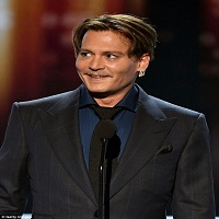 Johnny Depp a avut un moment neasteptat de sensibil la People's Choice Awards