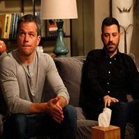 Stiri despre Filme - Jimmy Kimmel face misto de Matt Damon pe toate durata Oscarurilor