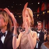 Stiri despre Filme - Nicole Kidman nu stie sa bata din palme - gif-ul cu ea de la Oscarurile 2017 care a ajuns viral